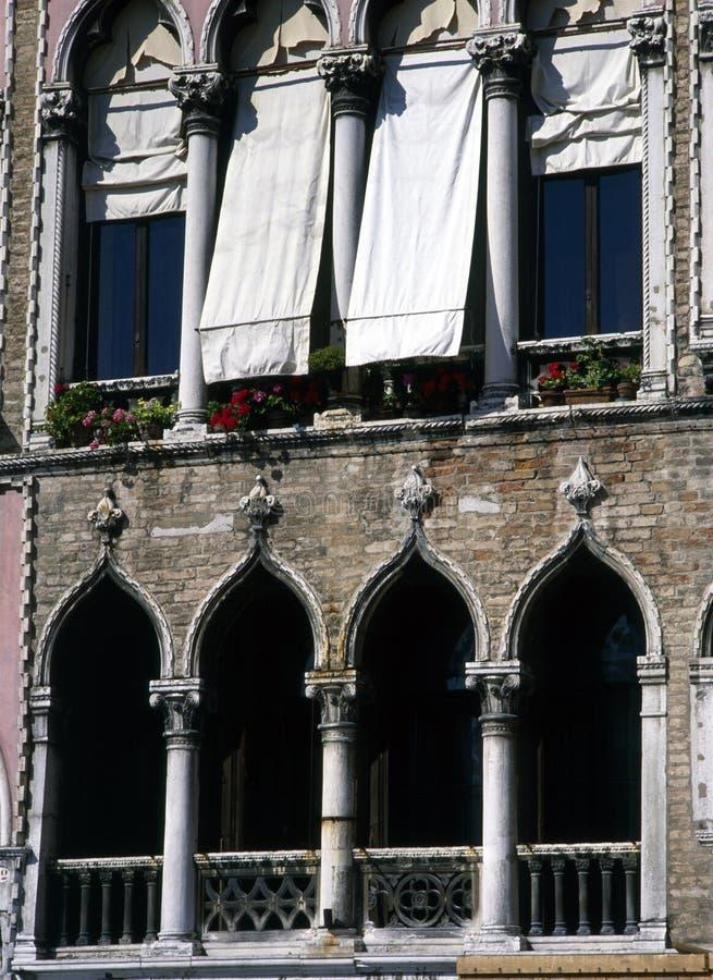 威尼斯视窗 免版税库存照片