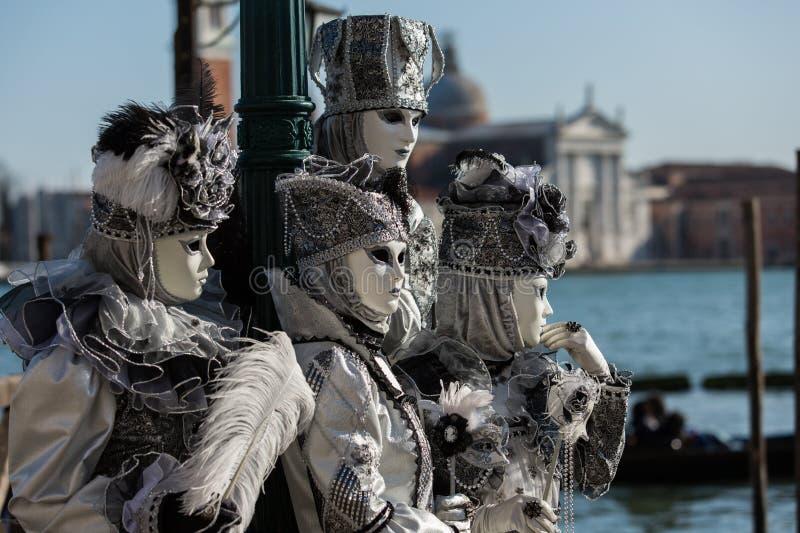威尼斯面具 免版税图库摄影