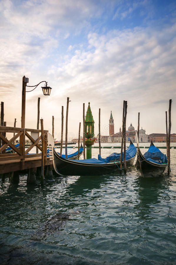 威尼斯,意大利, 免版税库存照片