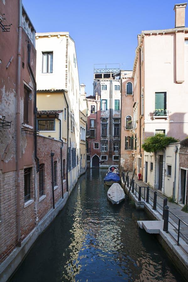 威尼斯,意大利- 2016年6月13日 库存照片