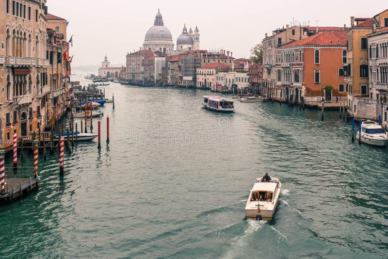 威尼斯:亚得里亚的女王/王后 库存图片