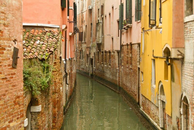 威尼斯建筑学 库存照片