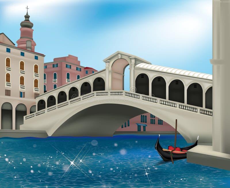 威尼斯 库存例证
