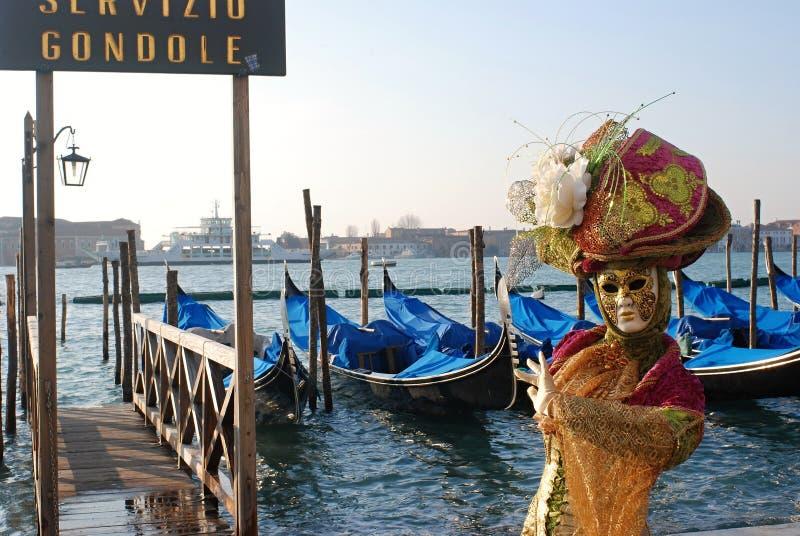 威尼斯2010年 库存图片