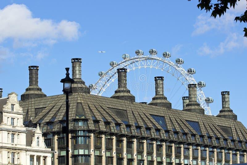 威斯敏斯特驻地,伦敦 库存图片