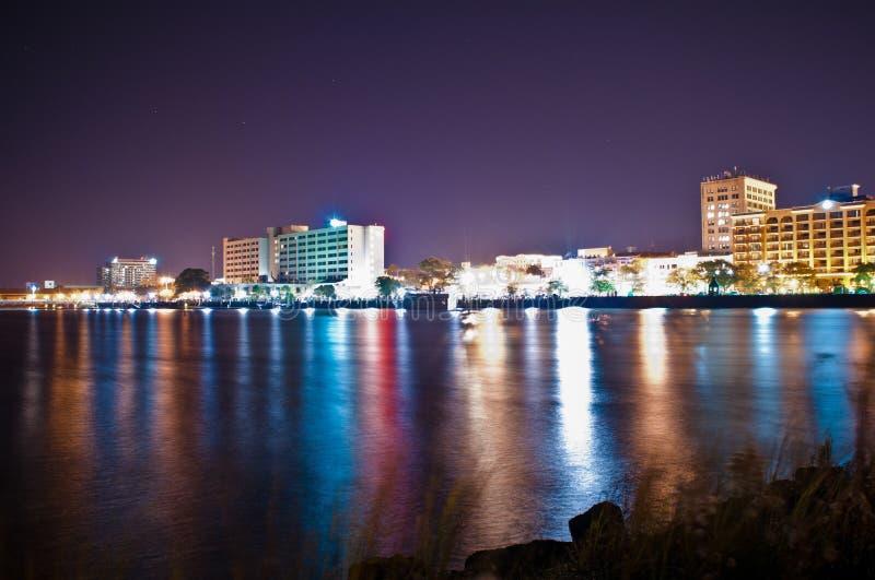威明顿北卡罗来纳 免版税库存照片
