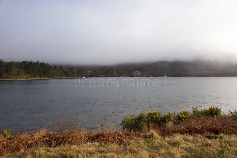 威廉堡苏格兰 免版税库存照片