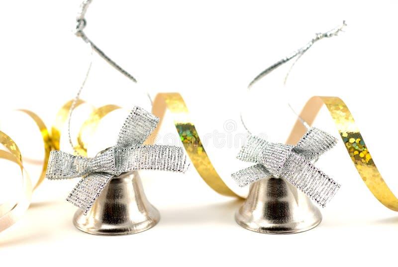 婚姻的响铃 免版税库存图片