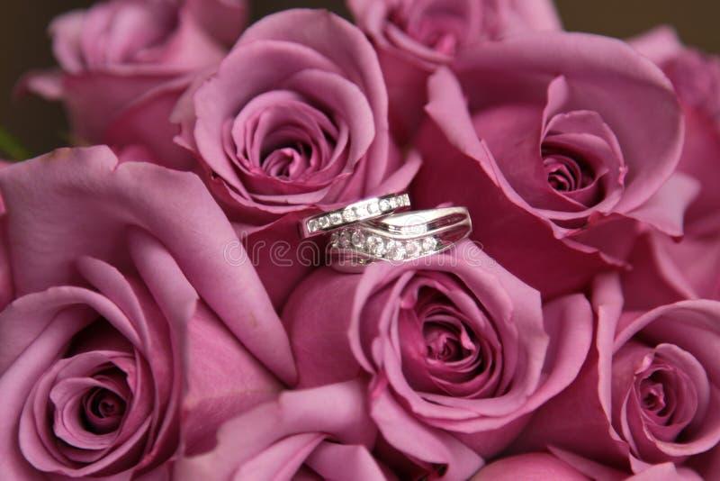 婚姻的花 图库摄影