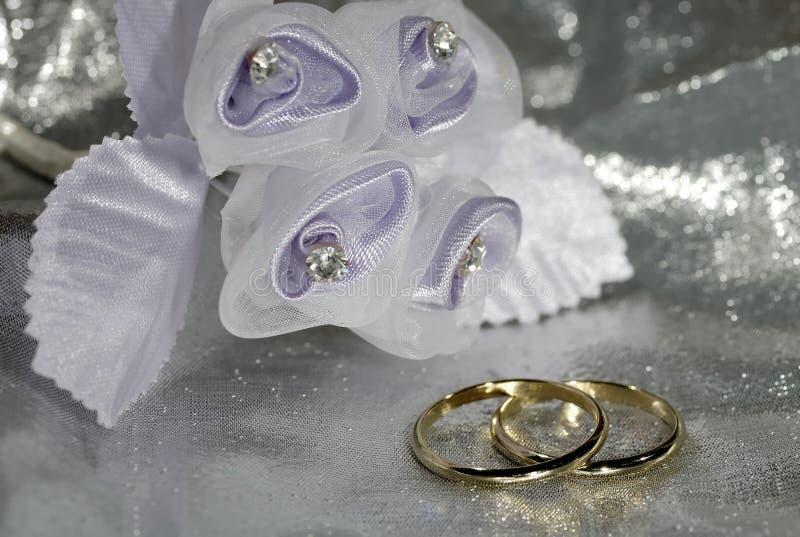 婚姻的范围 库存图片
