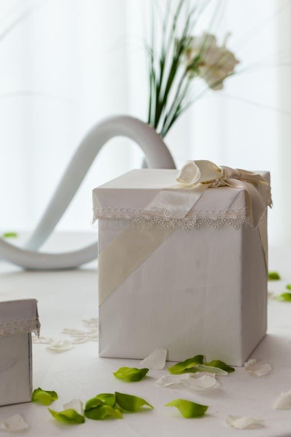 结婚礼物 免版税库存图片
