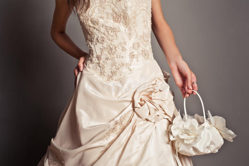 婚礼礼服1322 免版税库存照片