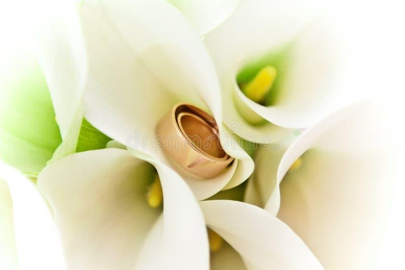 婚礼辅助部件 免版税库存图片