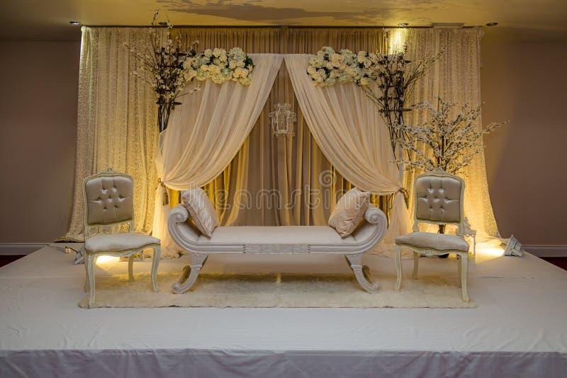婚礼阶段 免版税图库摄影