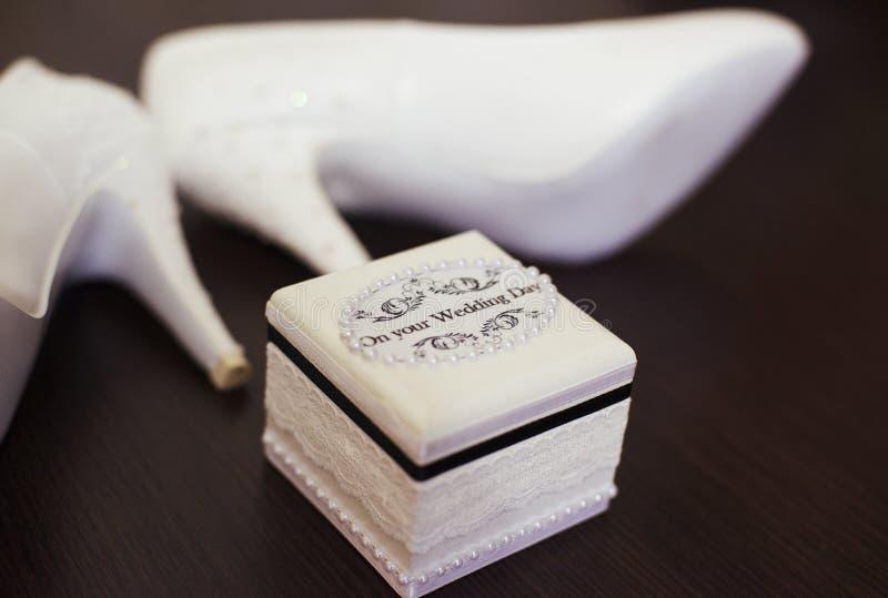 婚礼BoÑ… 免版税库存照片