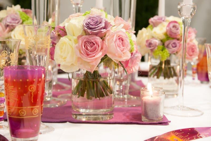 结婚宴会 图库摄影