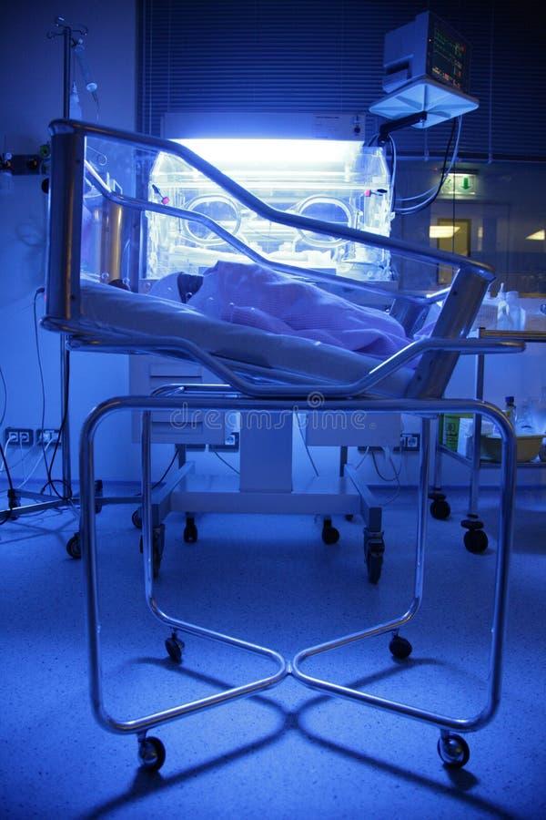 婴孩医院 免版税图库摄影