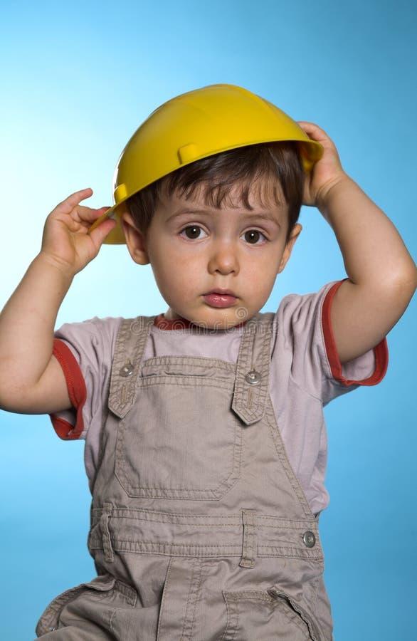 婴孩建筑 库存图片