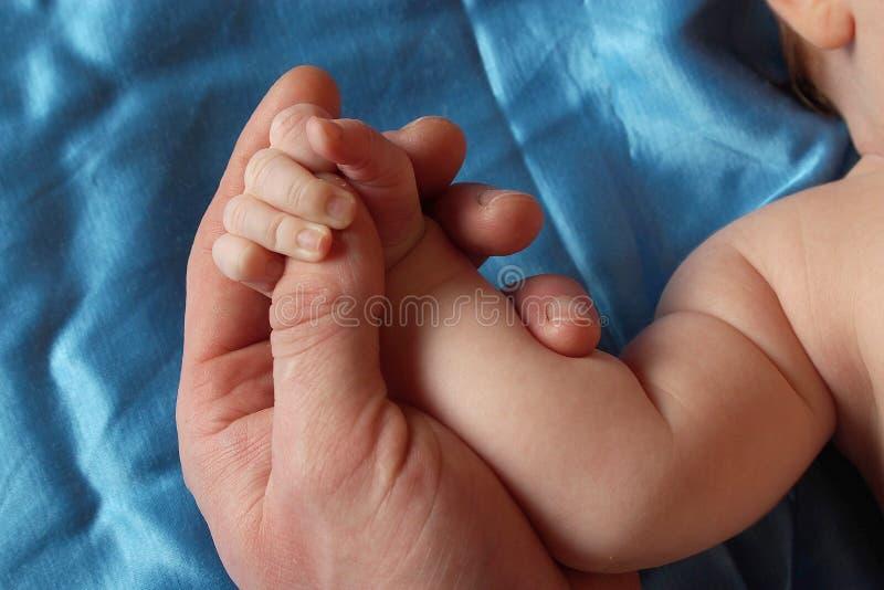 婴孩现有量 免版税图库摄影