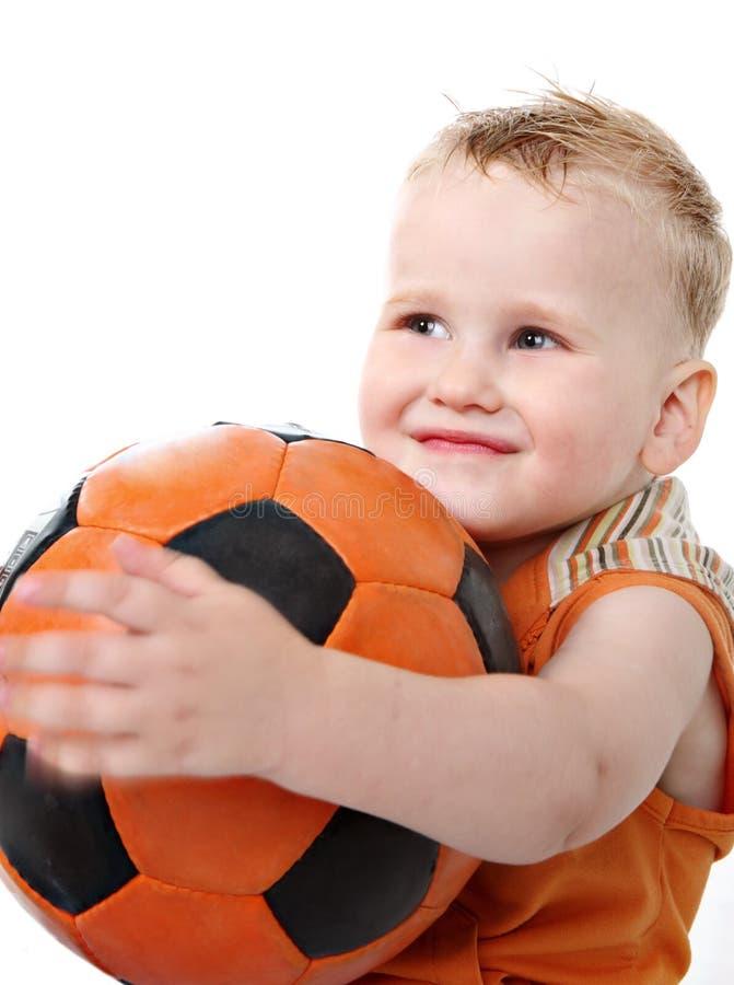 婴孩球 免版税库存照片