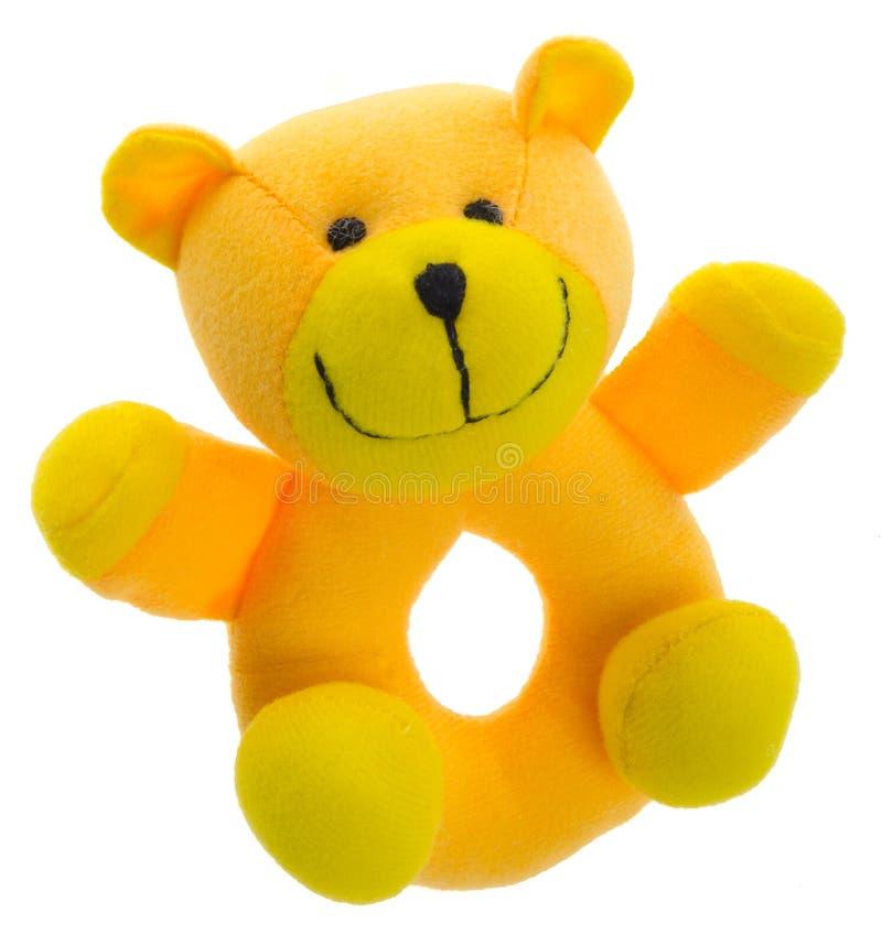 婴孩软的玩具,婴孩的理想的礼品 免版税库存照片