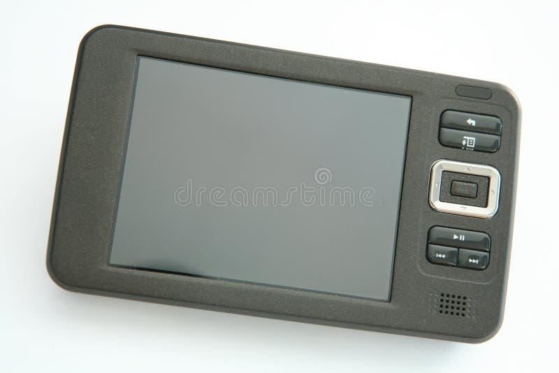 媒体播放器便携式 库存图片
