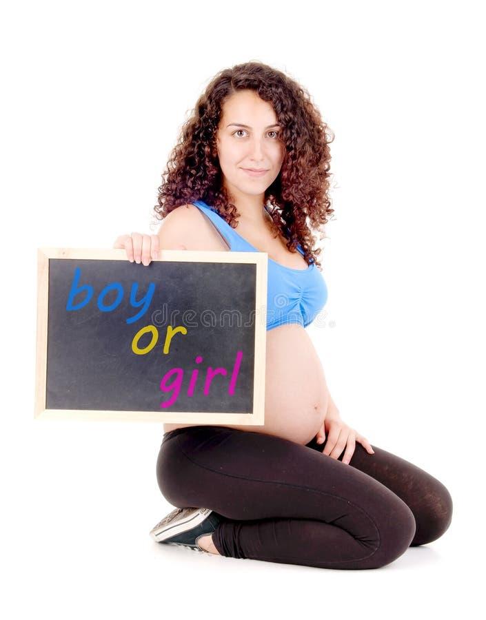 孕妇 库存图片