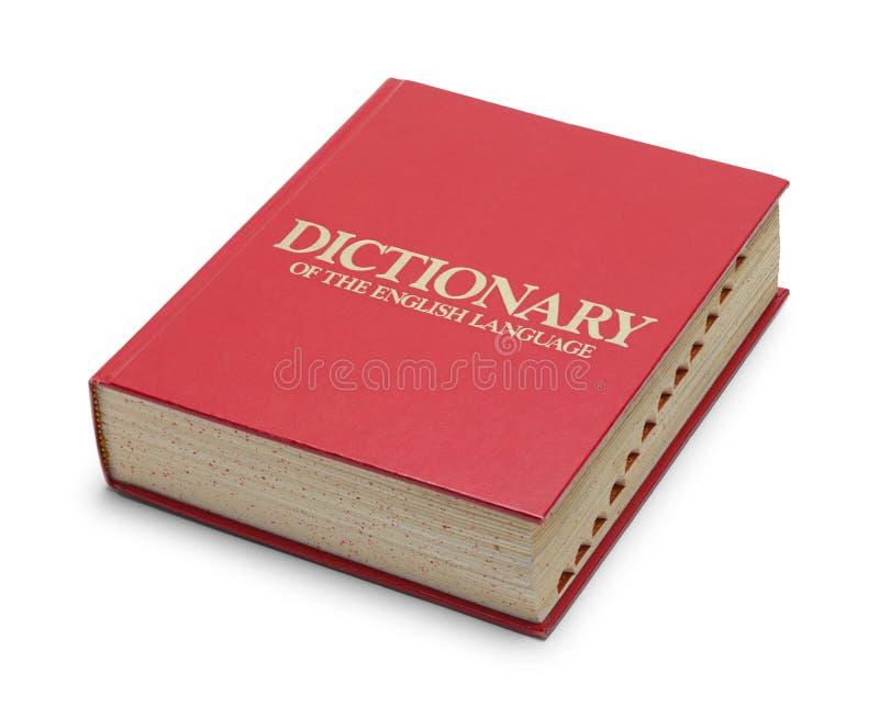 字典 库存照片