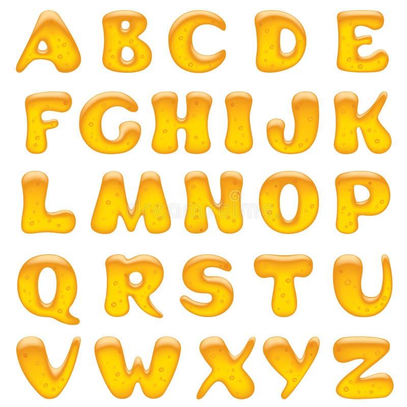 字母表信函