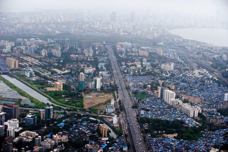 孟买city1 免版税库存图片