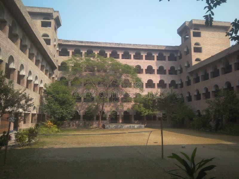 孟加拉国拉杰沙希莫希拉理工学院 图库摄影
