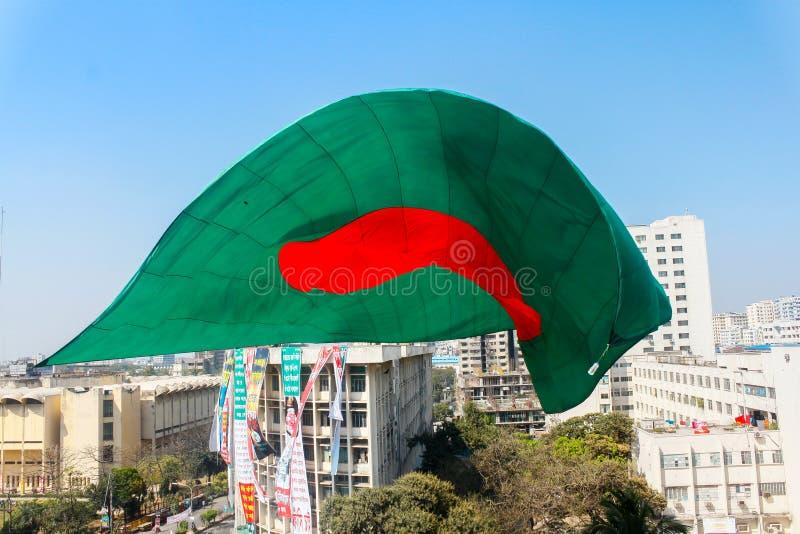 孟加拉国沙文主义情绪 免版税库存照片