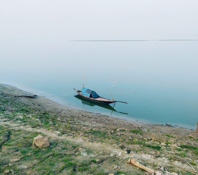 孟加拉河 免版税图库摄影