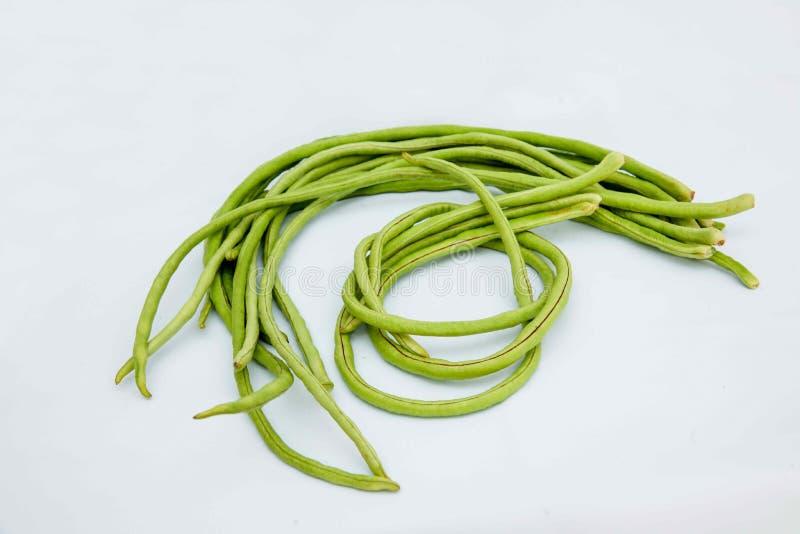 季节性菜-----豇豆 免版税库存照片