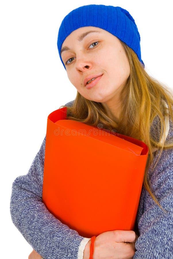 学员妇女年轻人 库存图片
