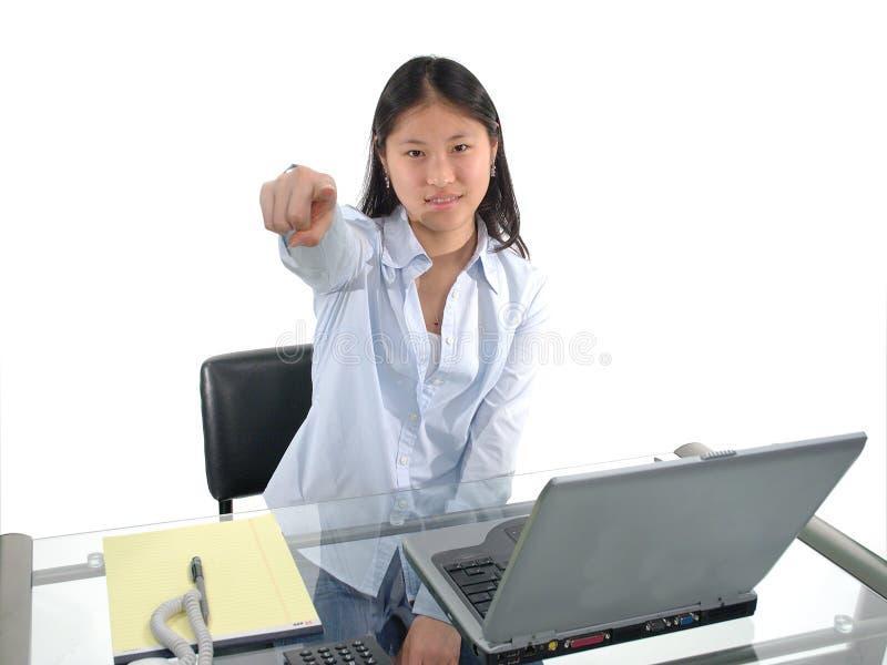 学员想要您 免版税库存照片