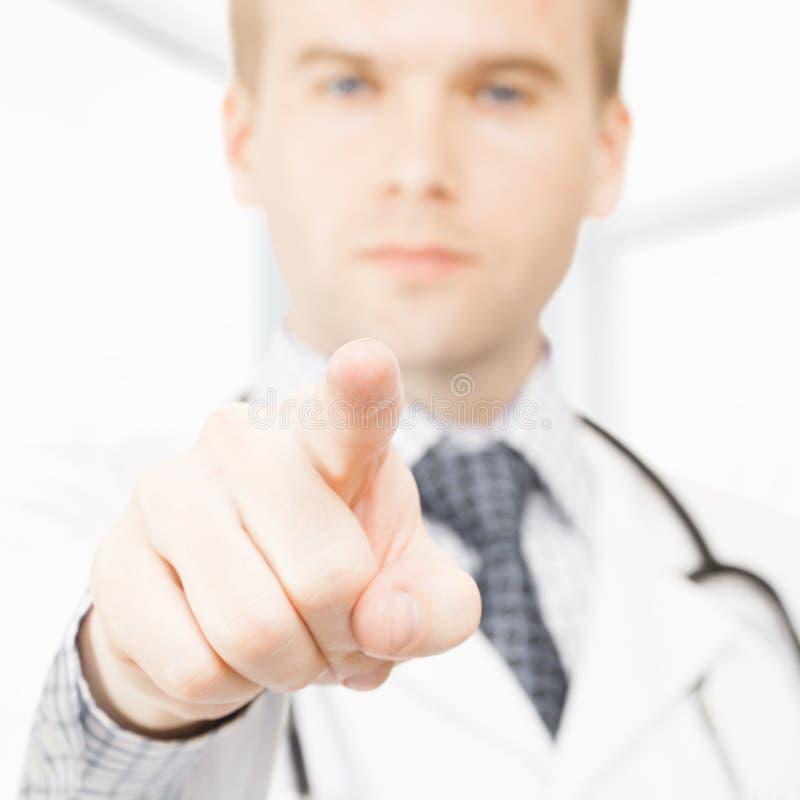医学和所有事关系了-一对一比率 免版税库存照片