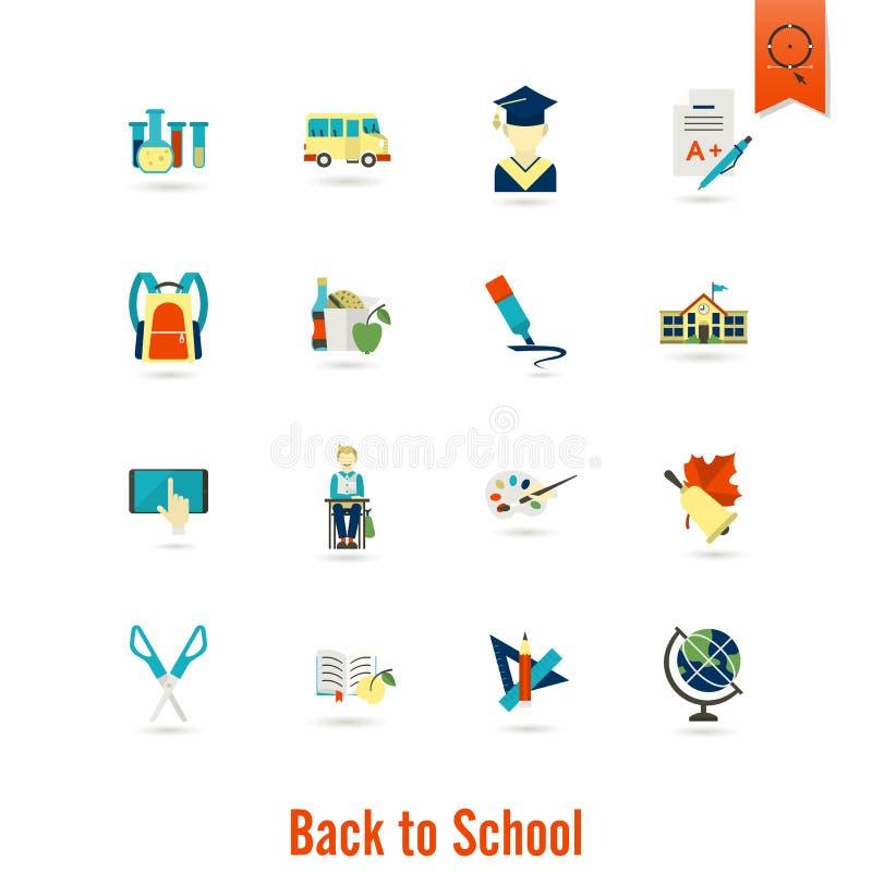 Download 学校和教育图标 向量例证. 插画 包括有 几何, 五颜六色, 调色板, 地球, 盖帽, 传记, 挑运, 了解 - 59107777