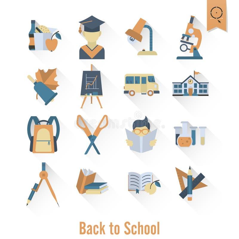 Download 学校和教育图标 向量例证. 插画 包括有 学院, 几何, 调色板, 公共汽车, 铅笔, 服务台, 数学, 重要资料 - 59107948