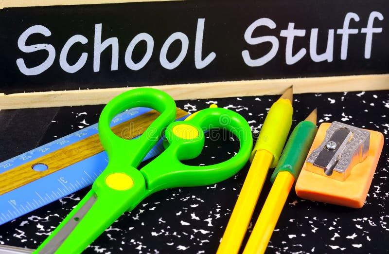 Download 学校用品 库存图片. 图片 包括有 选件类, 服务台, 构成, 对象, 课程, 办公室, 笔记本, 教室, 等级 - 182309