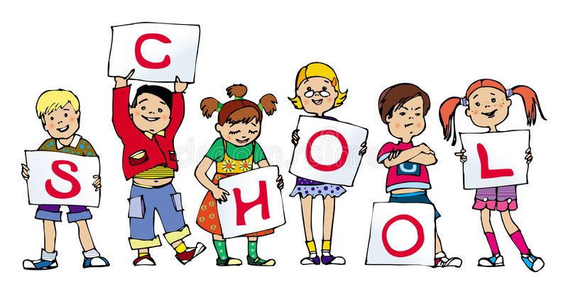 Download 学校 向量例证. 插画 包括有 研磨, 学生, 学校, 童年, 学员, 信函, 教学, 男朋友, 门徒, 工作 - 1089399