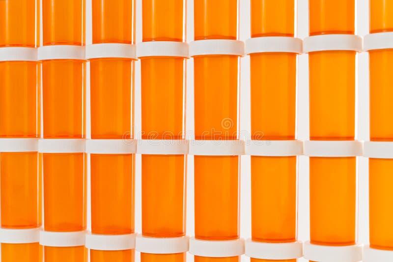 医学瓶墙壁  库存图片