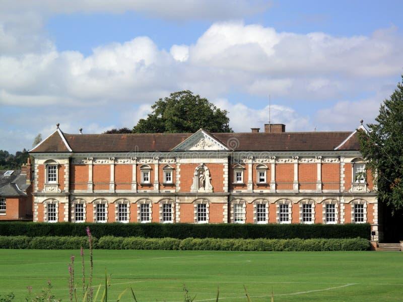 学院温彻斯特 库存照片