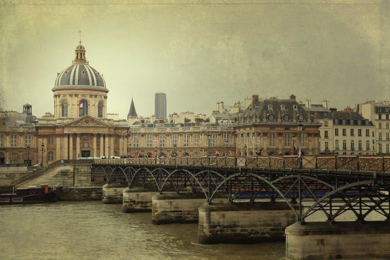 学院de法国,巴黎 库存图片