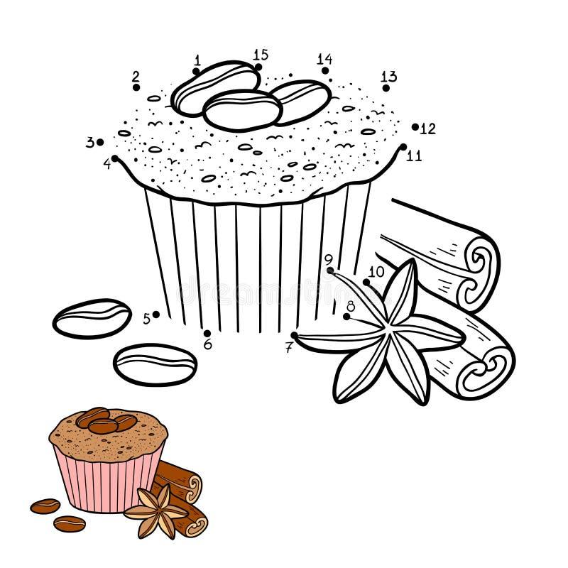 插画 包括有 小点, 果仁巧克力, 乐趣, 乱画, 收集 - 72383120图片