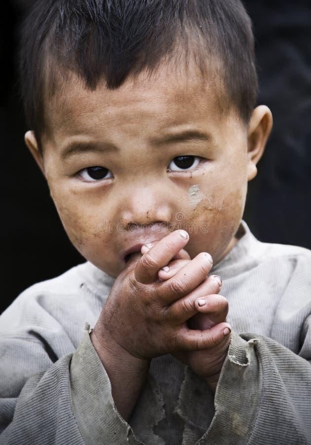 孩子越南 图库摄影