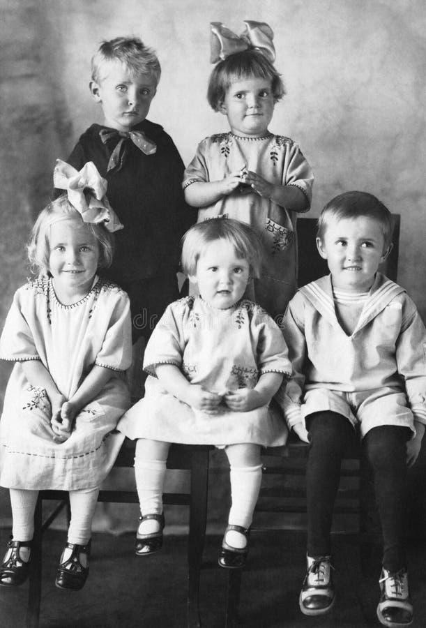 孩子(所有人被描述不更长生存,并且庄园不存在 供应商保单将没有式样发行是 免版税库存照片