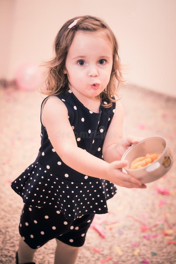 婴孩愉快的时间 库存照片