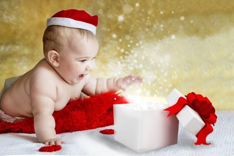 婴孩礼物 库存照片
