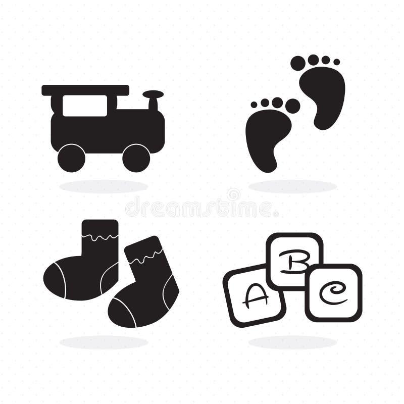 Download 婴孩象 向量例证. 插画 包括有 敬慕, 婴孩, 要素, 少许, 童年, 健康, 安慰者, 对象, 生活 - 30331012